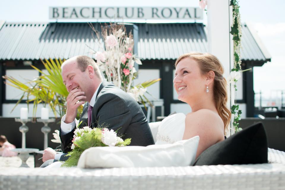 Bruiloft op het strand -5651
