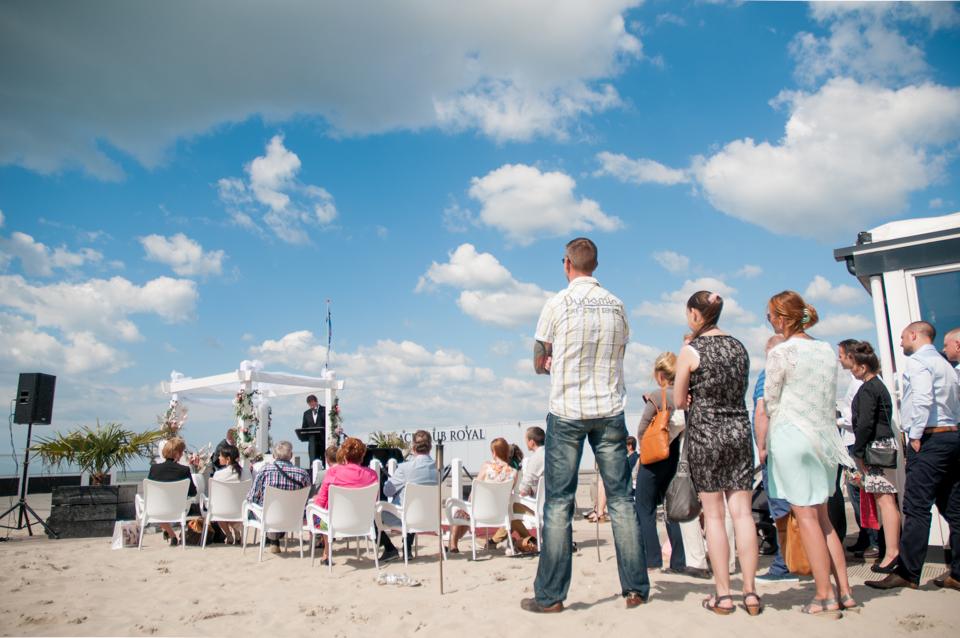 Bruiloft op het strand -5670