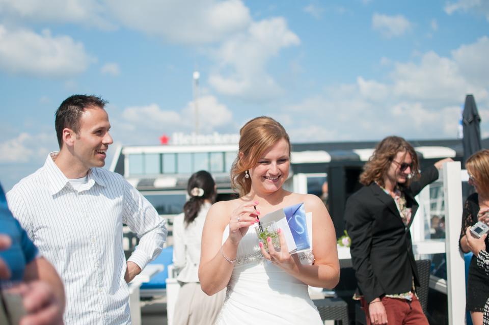 Bruiloft op het strand -5917