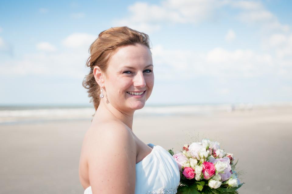 Bruiloft op het strand -6108