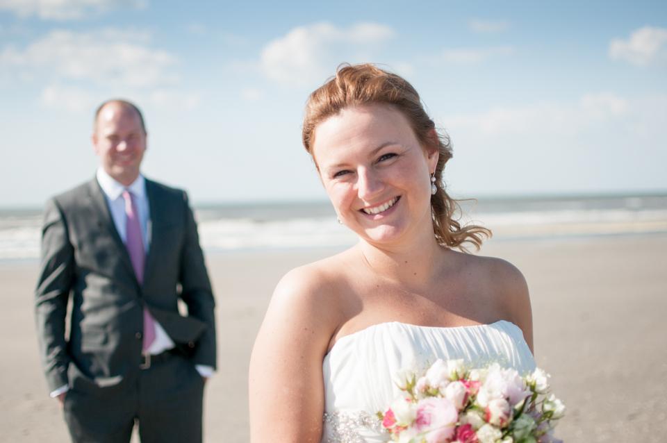 Bruiloft op het strand -6119