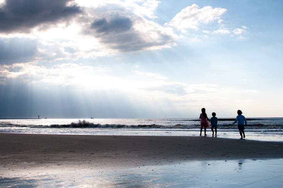 Bruiloft op het strand -6501