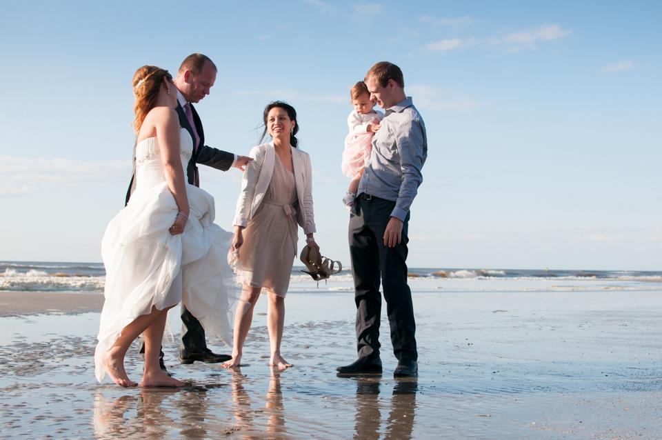 Bruiloft op het strand -6576