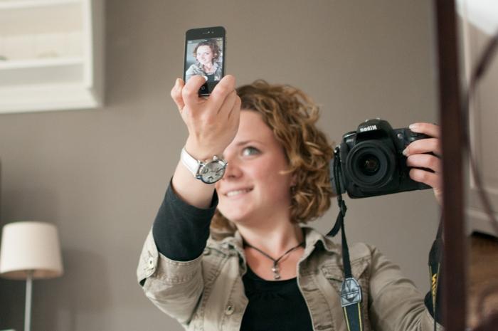 5 tips voor het maken van een selfie