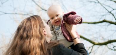 Baby-Fotoshoot-Kralingse-Plas