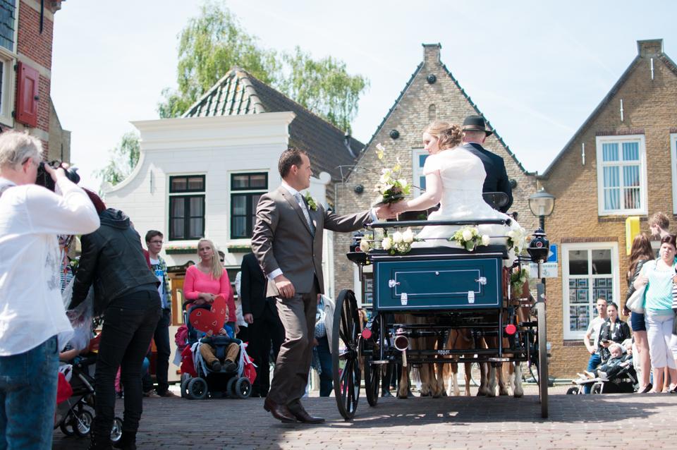 bruiloft met paarden -4328