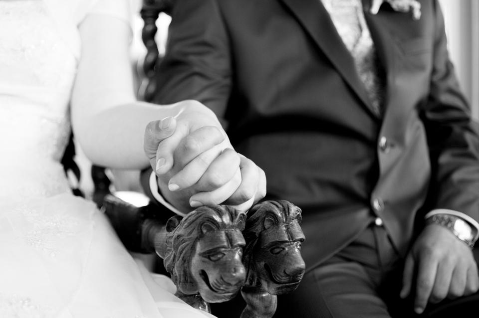 bruiloft met paarden -4406