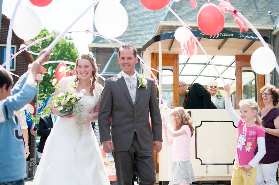 bruiloft met paarden -4643