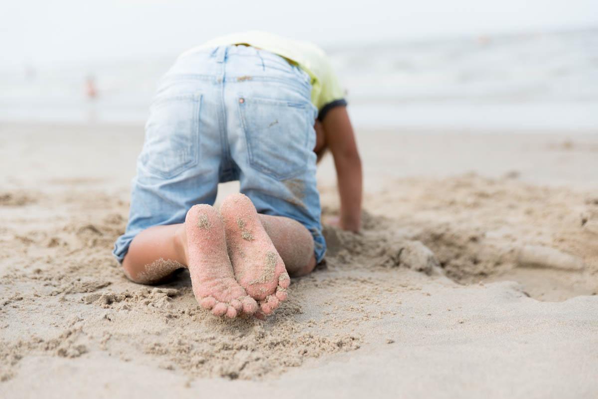 Spontane fotoshoot op het strand -3228