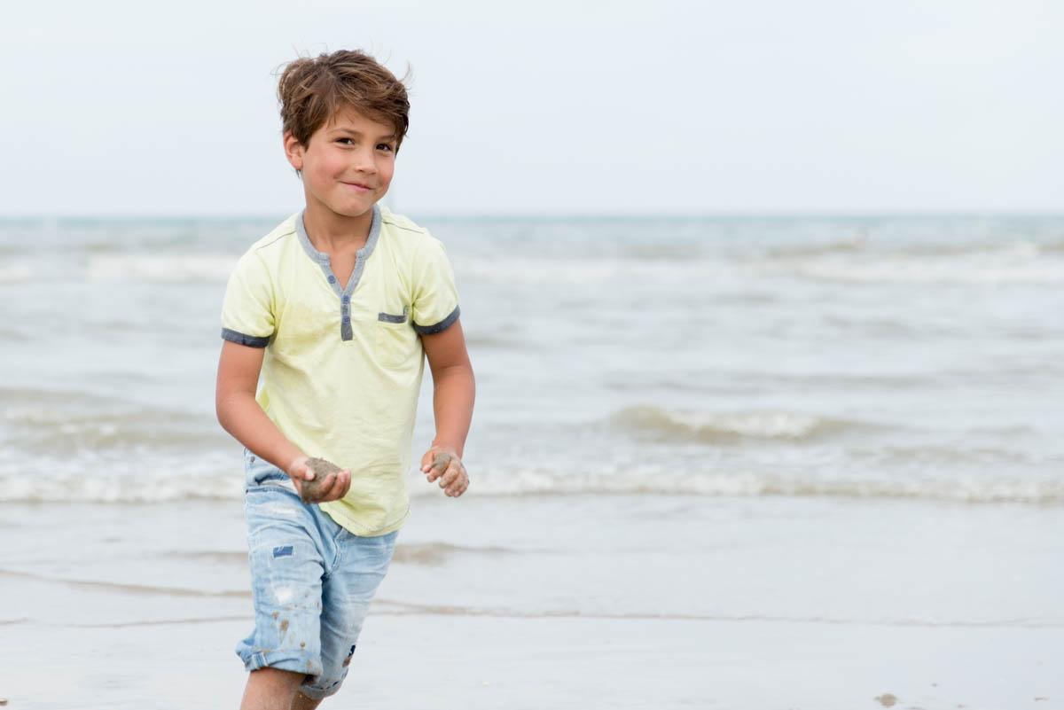 Spontane fotoshoot op het strand -3313