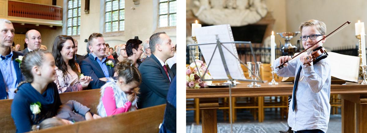 Bruidsfotografie Kasteel van Rhoon