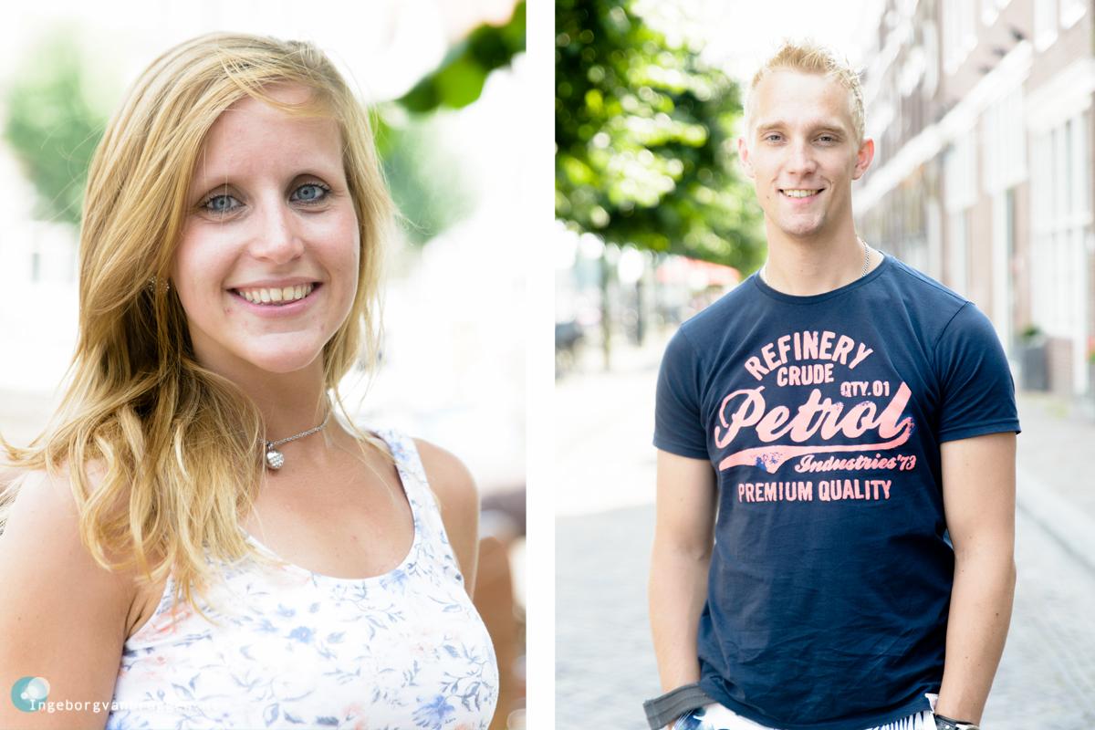 Familie fotoshoot Delfshaven
