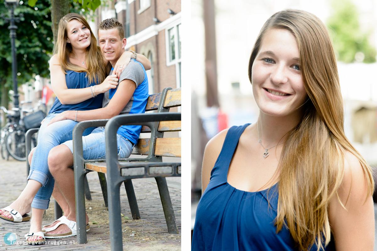 Leuke Familie fotoshoot Delfshaven