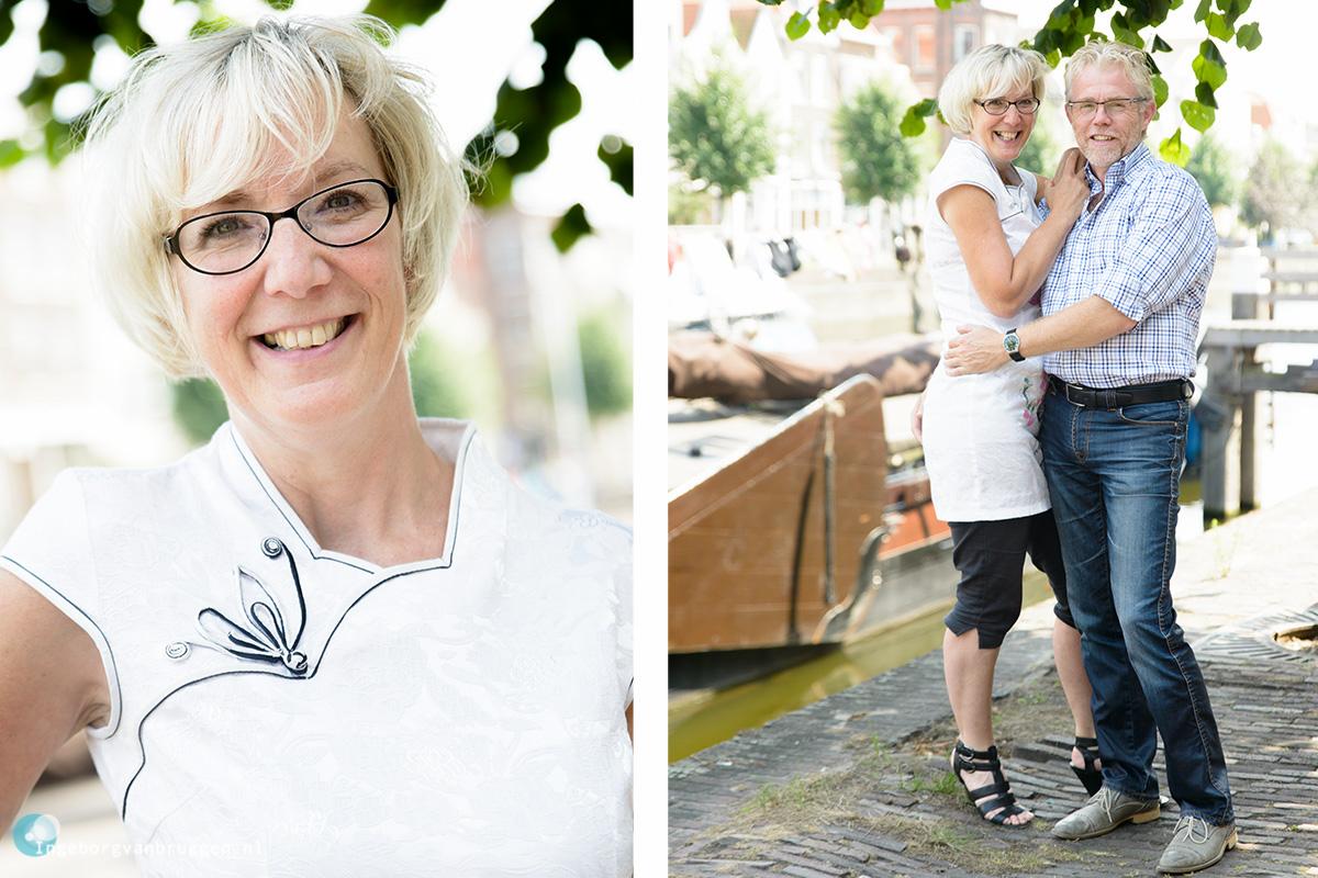 Mooie Familie fotoshoot Delfshaven
