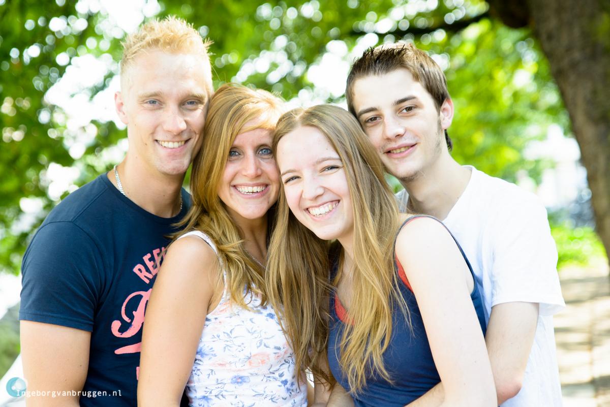 Toffe Familie fotoshoot Delfshaven