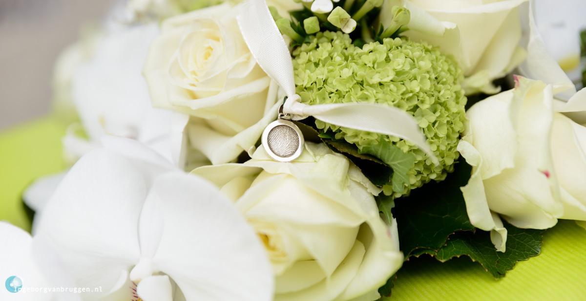 Journalistieke bruidsfotografie Watertoren Barendrecht