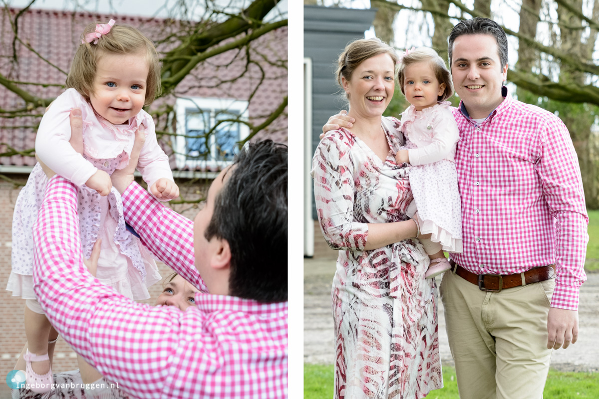 Familieshoot op Boerderij-