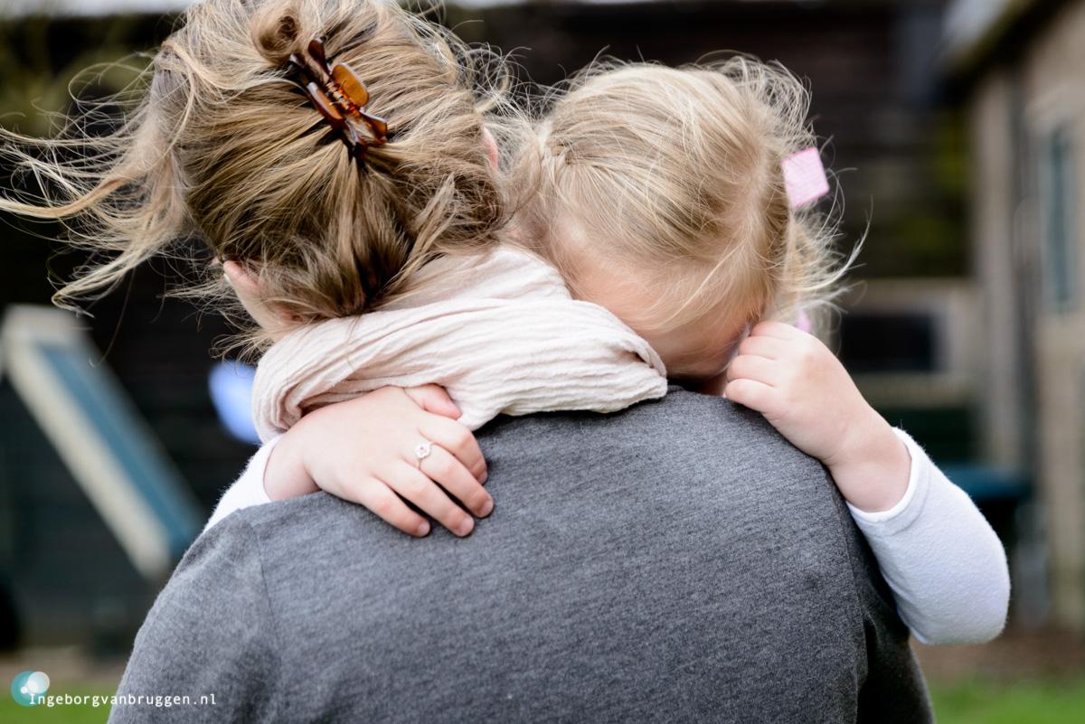 Familieshoot op Boerderij