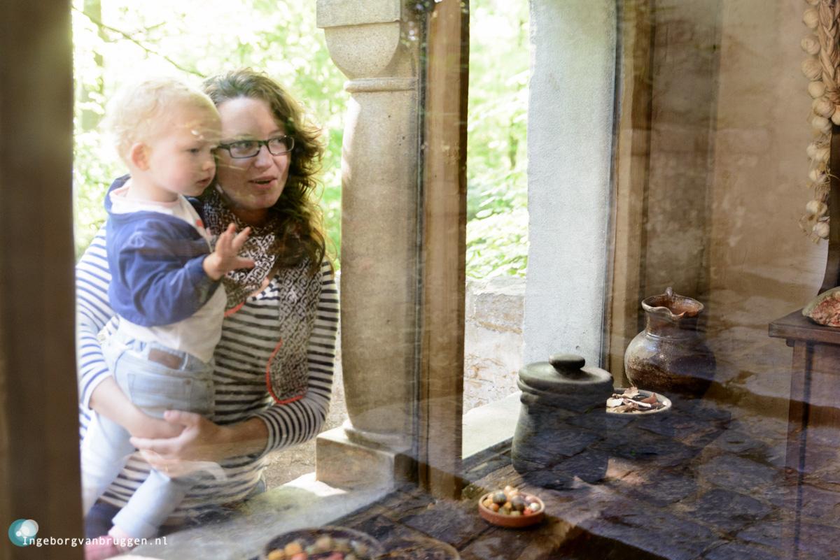 Foto's laten maken Efteling