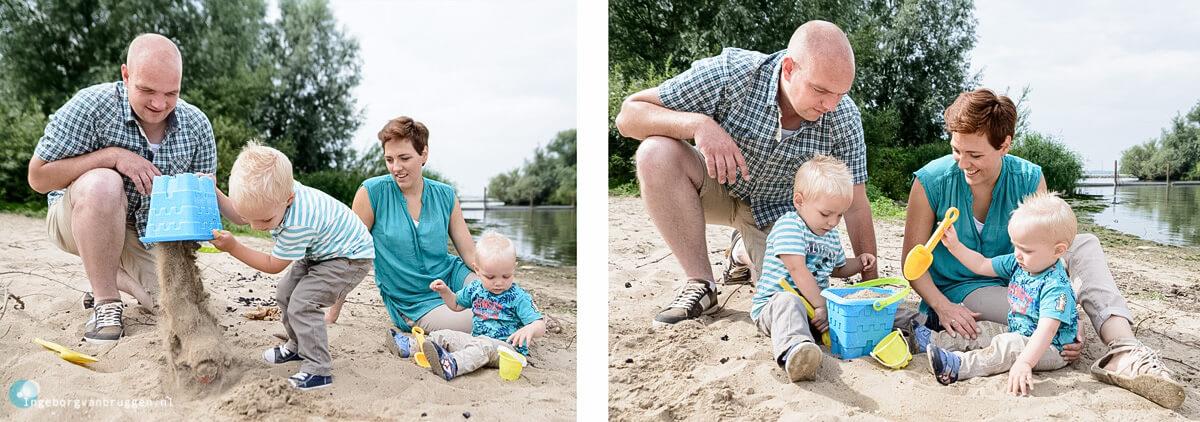 Fotoshoot met kinderen