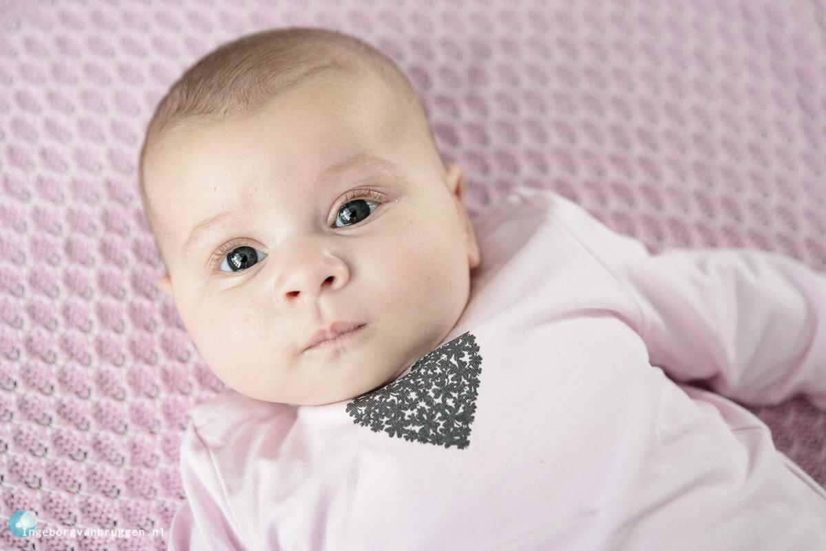 Babyfoto's laten maken