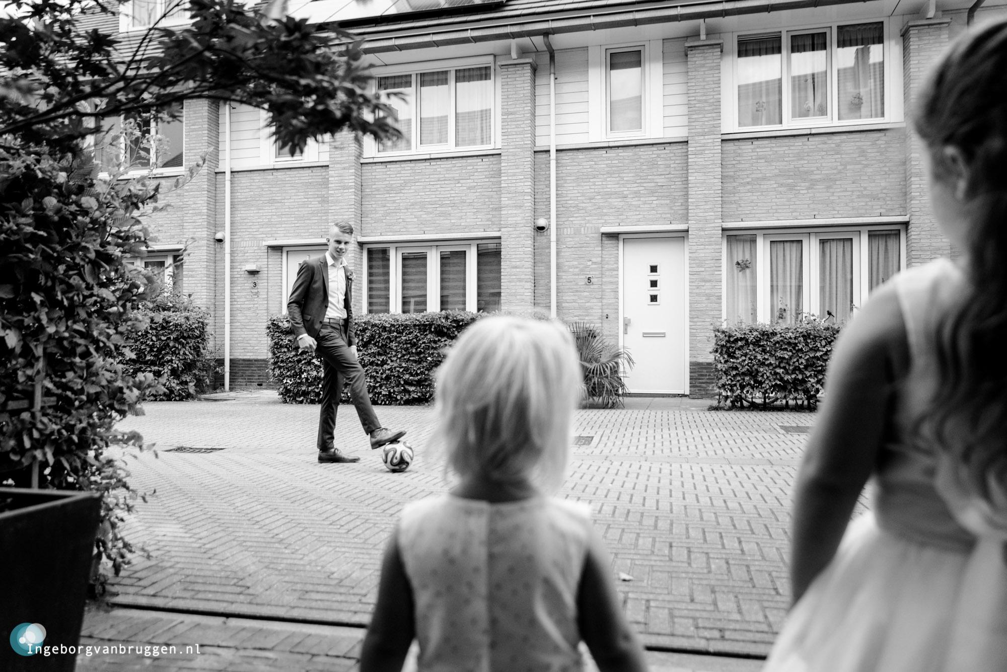 Bruidsfotografie Delft en Schipluiden