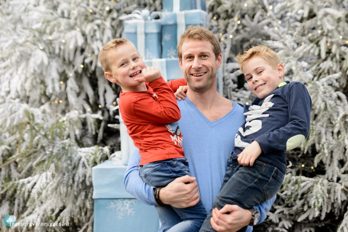 Fotoshoot Winterefteling