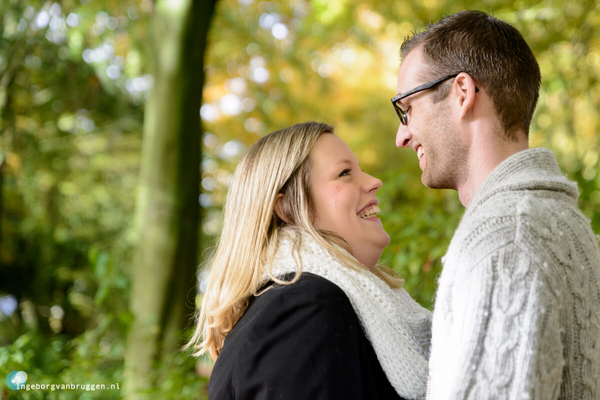 Loveshoot in de Herfst
