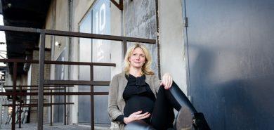 Stoere-Zwangerschapsshoot
