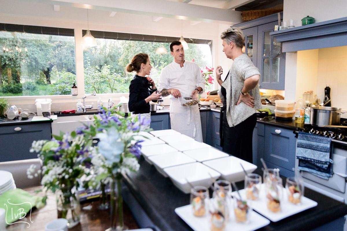 Fotograaf chic diner aan huis -1248