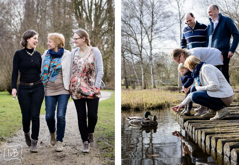 Fotoshoot Delftse Hout