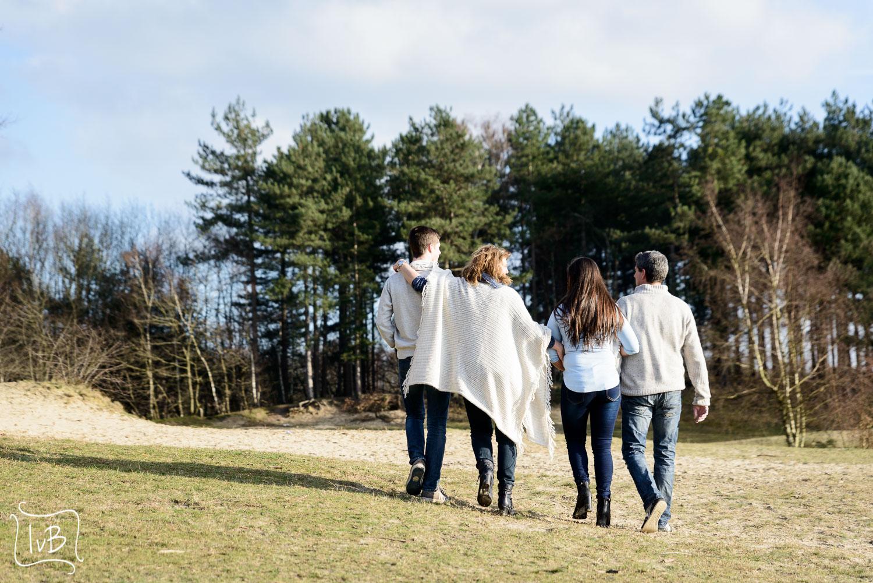 Fotoshoot op De Heide Bergen op Zoom