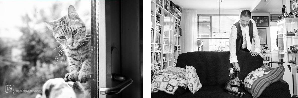 Bruidsfotografie Eau Lounge Rotterdam