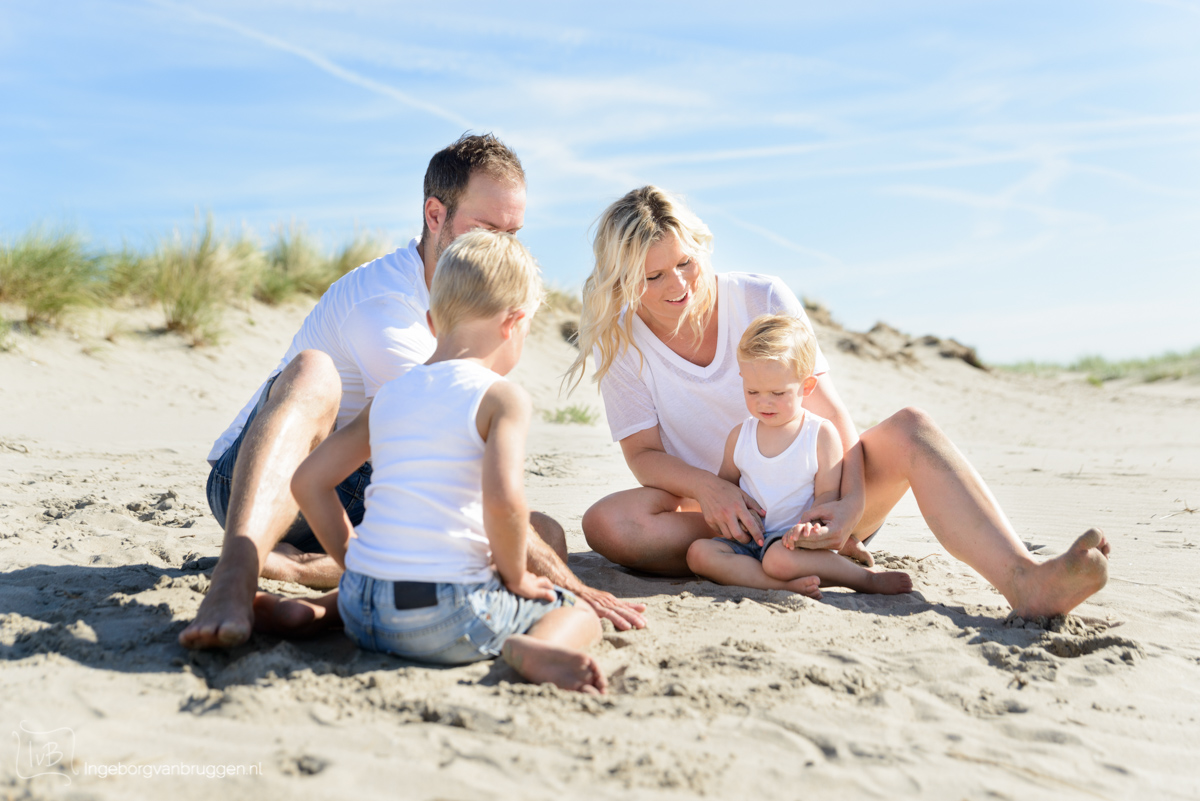 familieshoot strand rockanje-0461