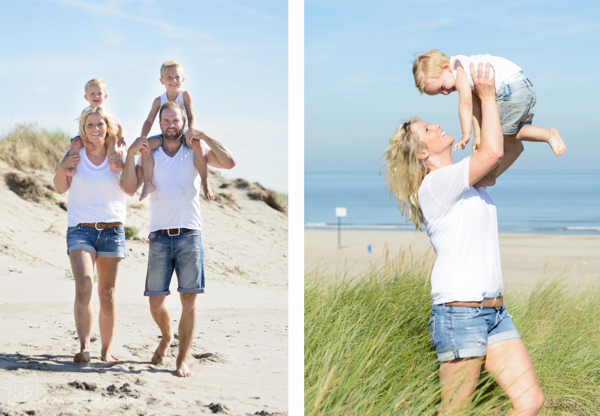 familieshoot strand rockanje-1