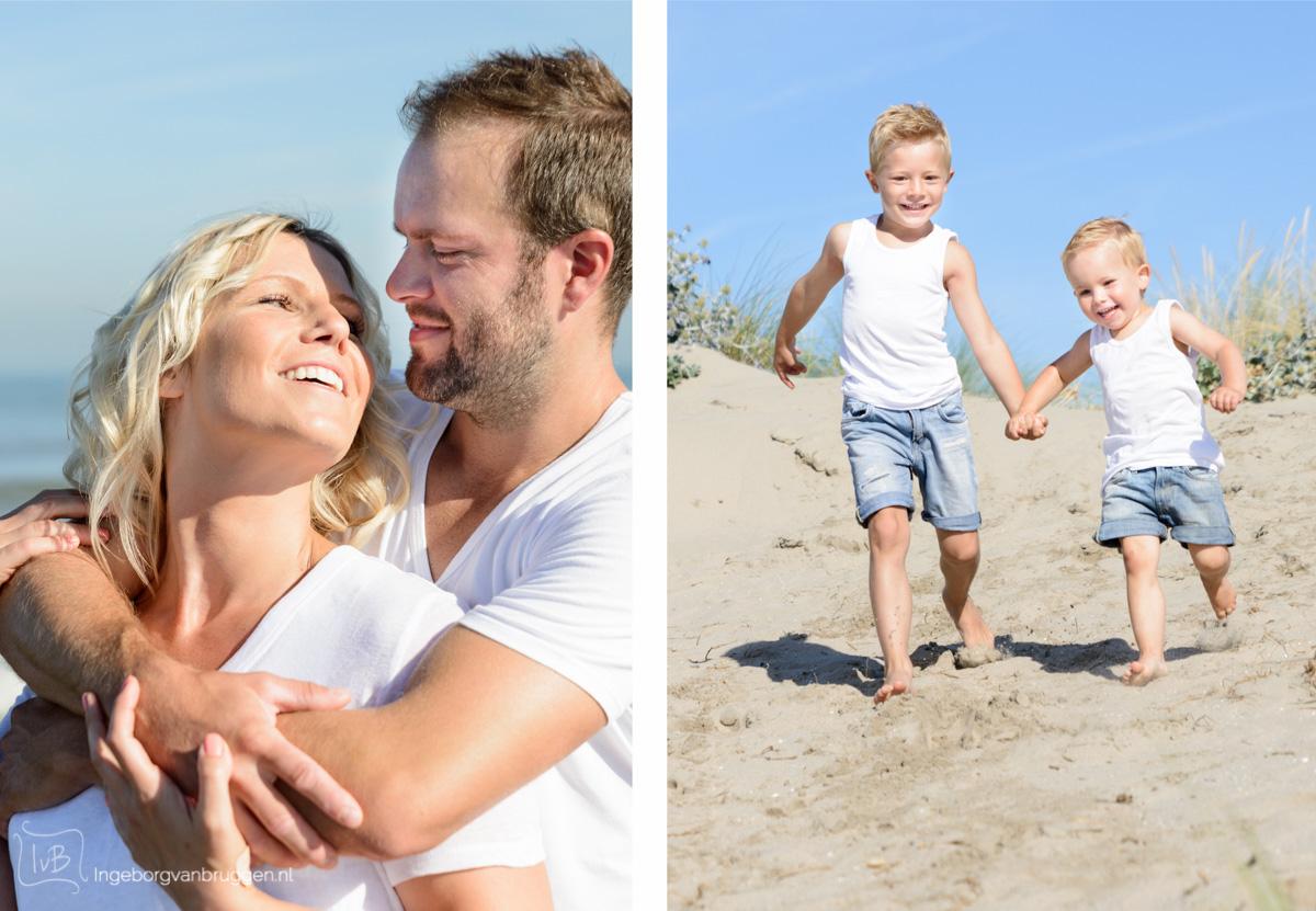 familieshoot strand rockanje-2