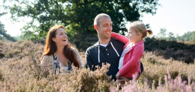 gezinsshoot-bos-en-heide