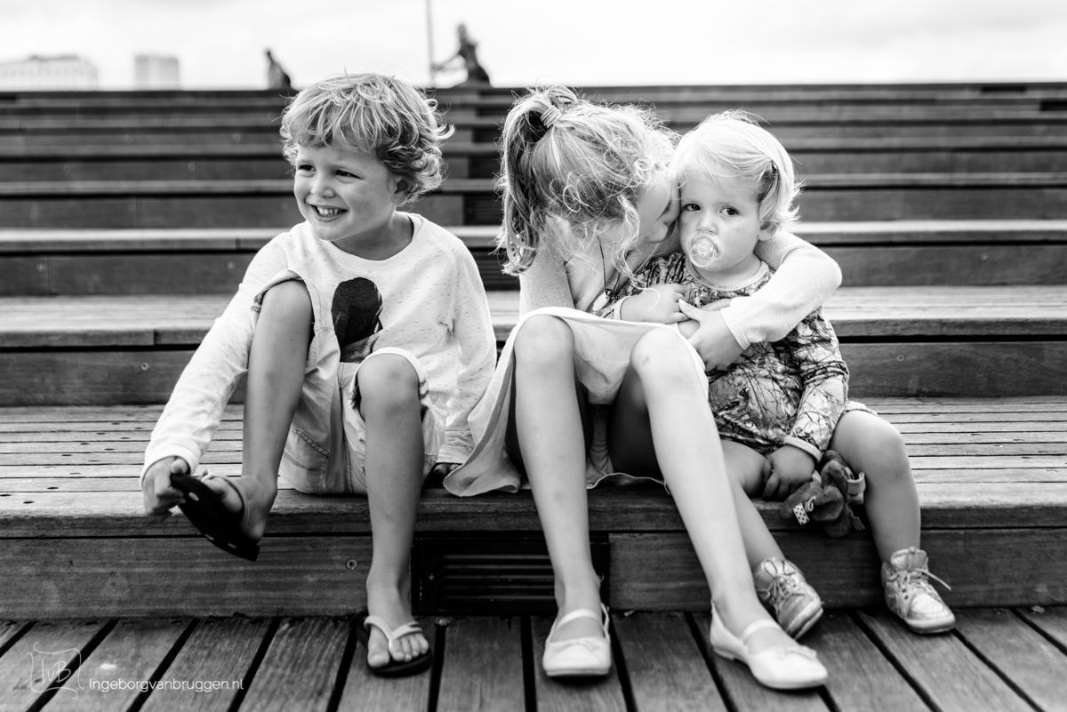 journalistieke lifestyle gezinsshoot