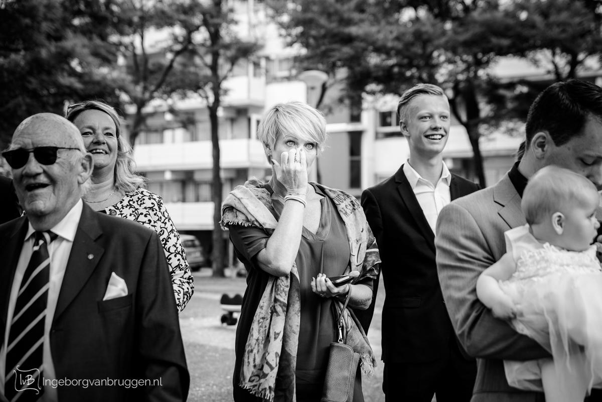 Bruidsfotografie The Boathouse Rotterdam
