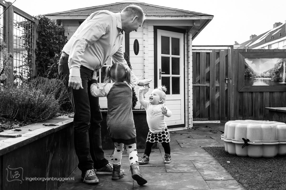 gezinsshoot aan huis
