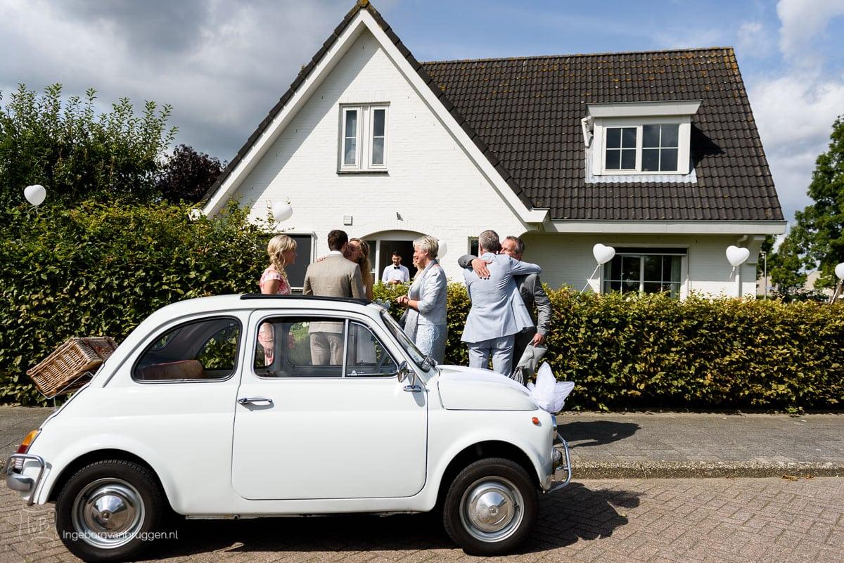 Bruidfotografie Bruiloft Barendrecht en Delft