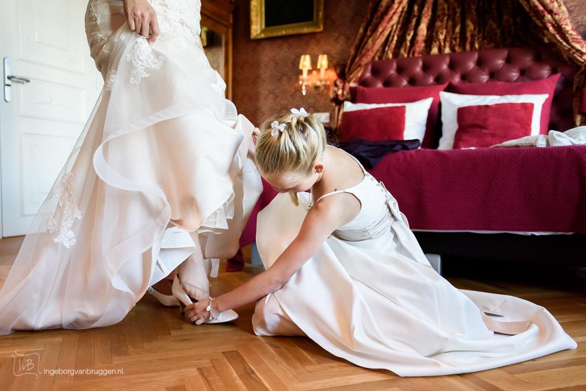 Bruidsfotografie Bruiloft Leiden en Wassenaar