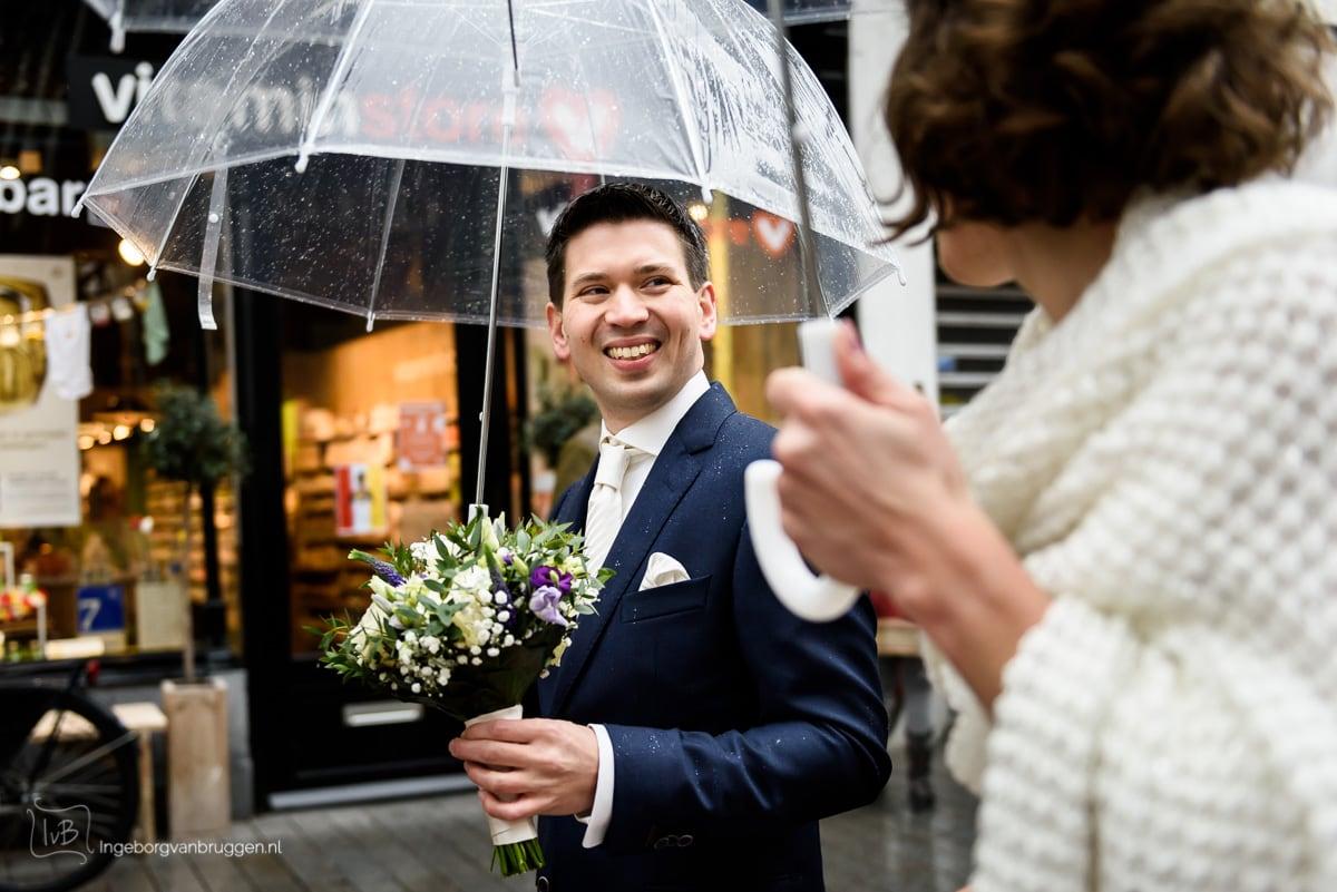 Bruidsfotografie Bruiloft den Bosch