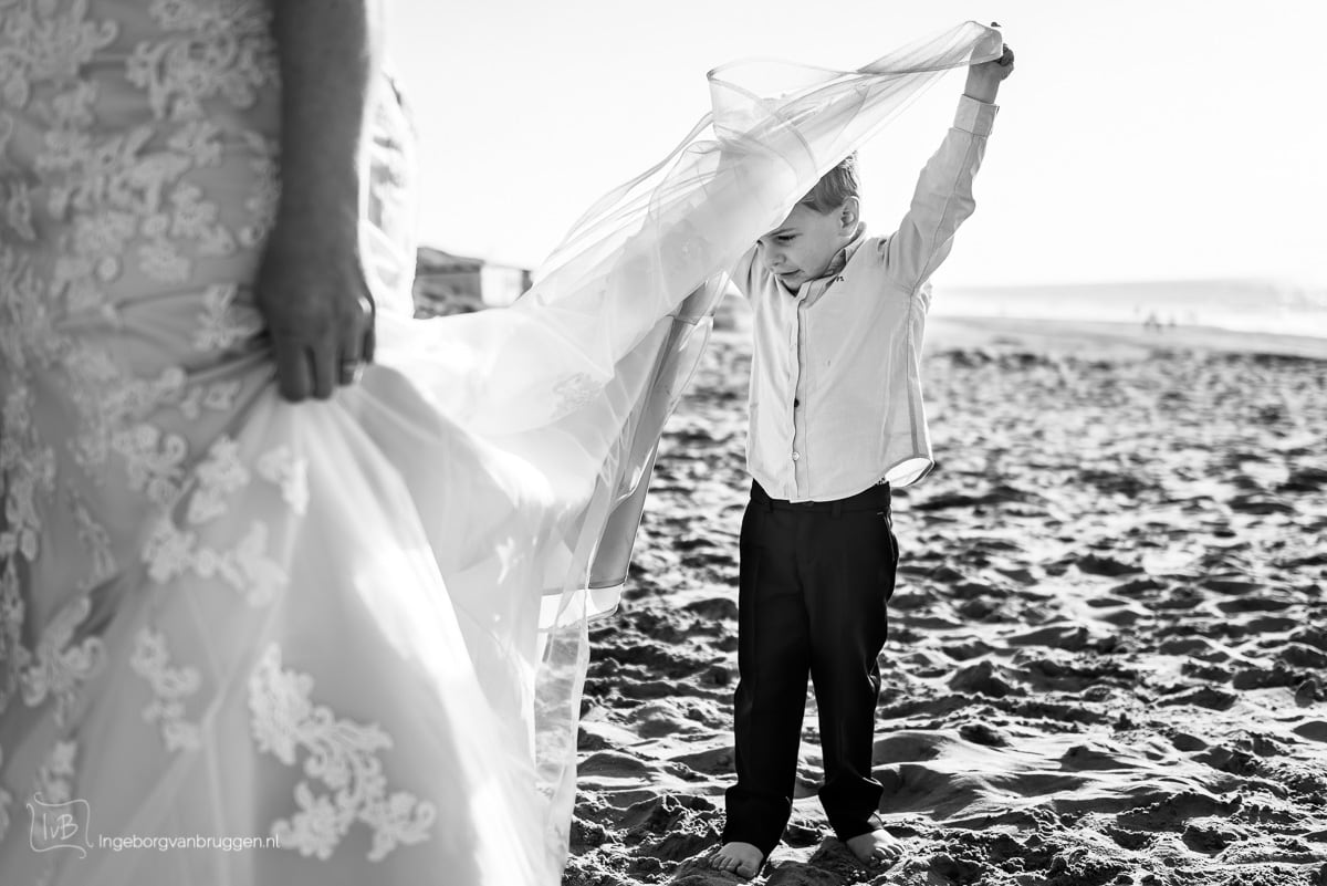 Kinderen betrekken bij de bruiloft