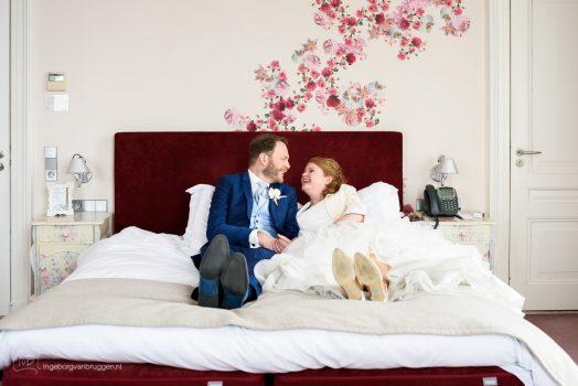 Hoe zorg je voor een relaxte bruiloft