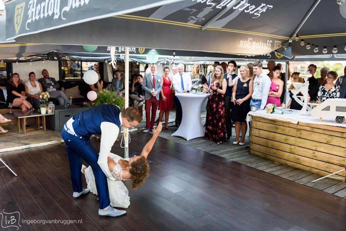 Bruidsfotografie buitenplaats Amerongen