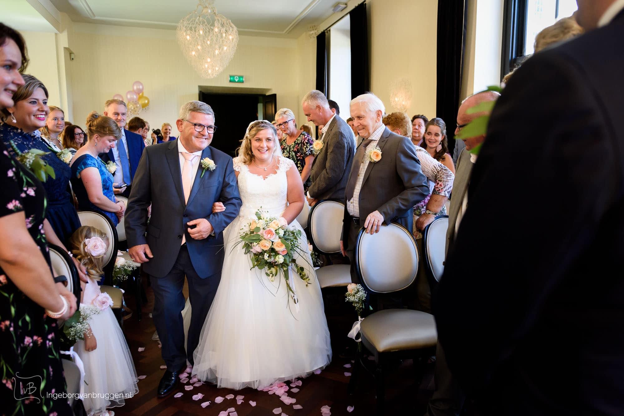 Bruidsfotografie Landgoed te Werve Rijswijk