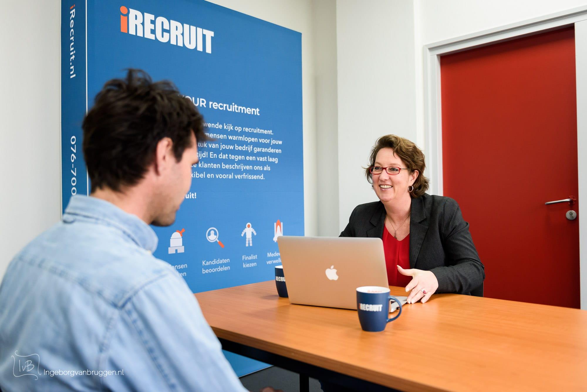 Bedrijfsfoto's recruitment