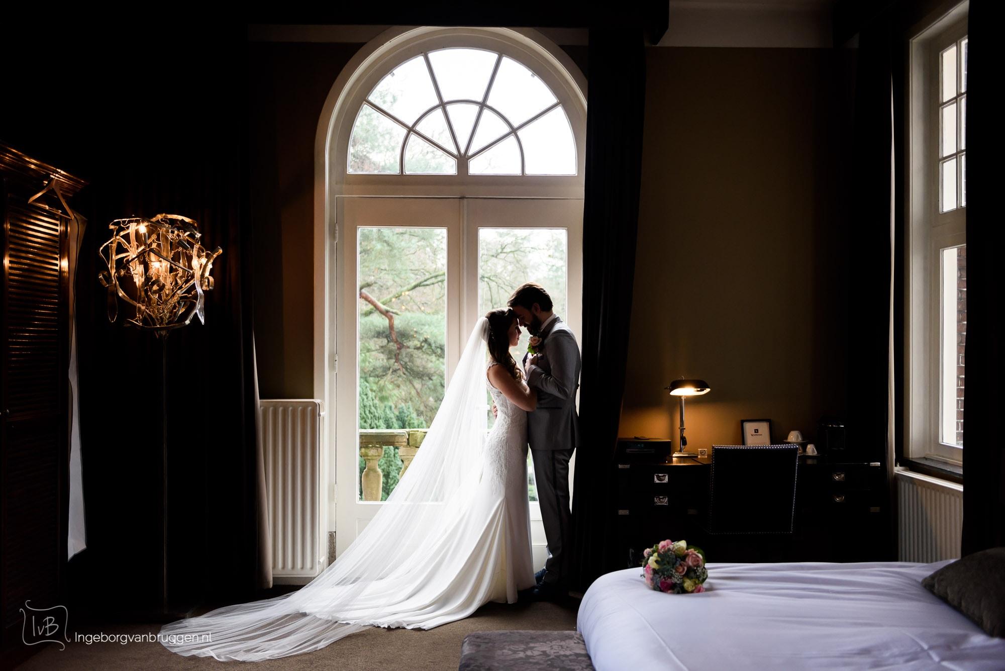 Bruidsfotografie Kasteel Hooge Vuursche Baarn