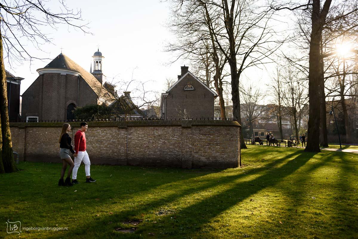 Familieshoot Stadspark Valkenberg Breda